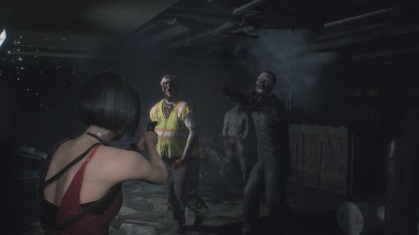 ภาพหลุดเผยว่าอาจจะได้เล่นเป็นเอด้าและเชอร์รี่ Resident Evil 2 Remake